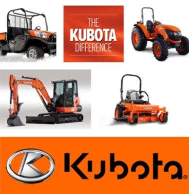 Governmental Sales Kubota